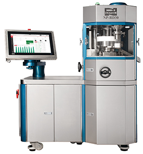 What are the benefits of tablet press instrumentation