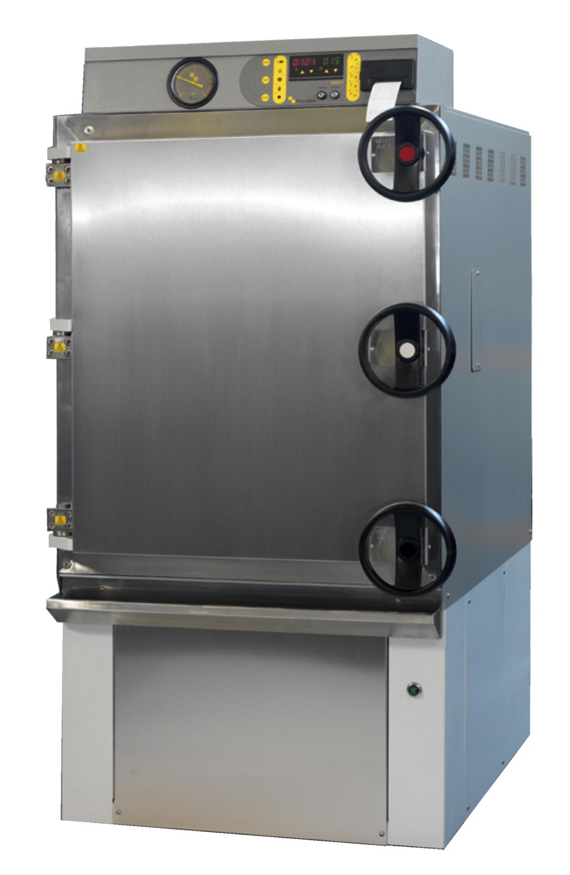 Autoclave cuts sterilising costs