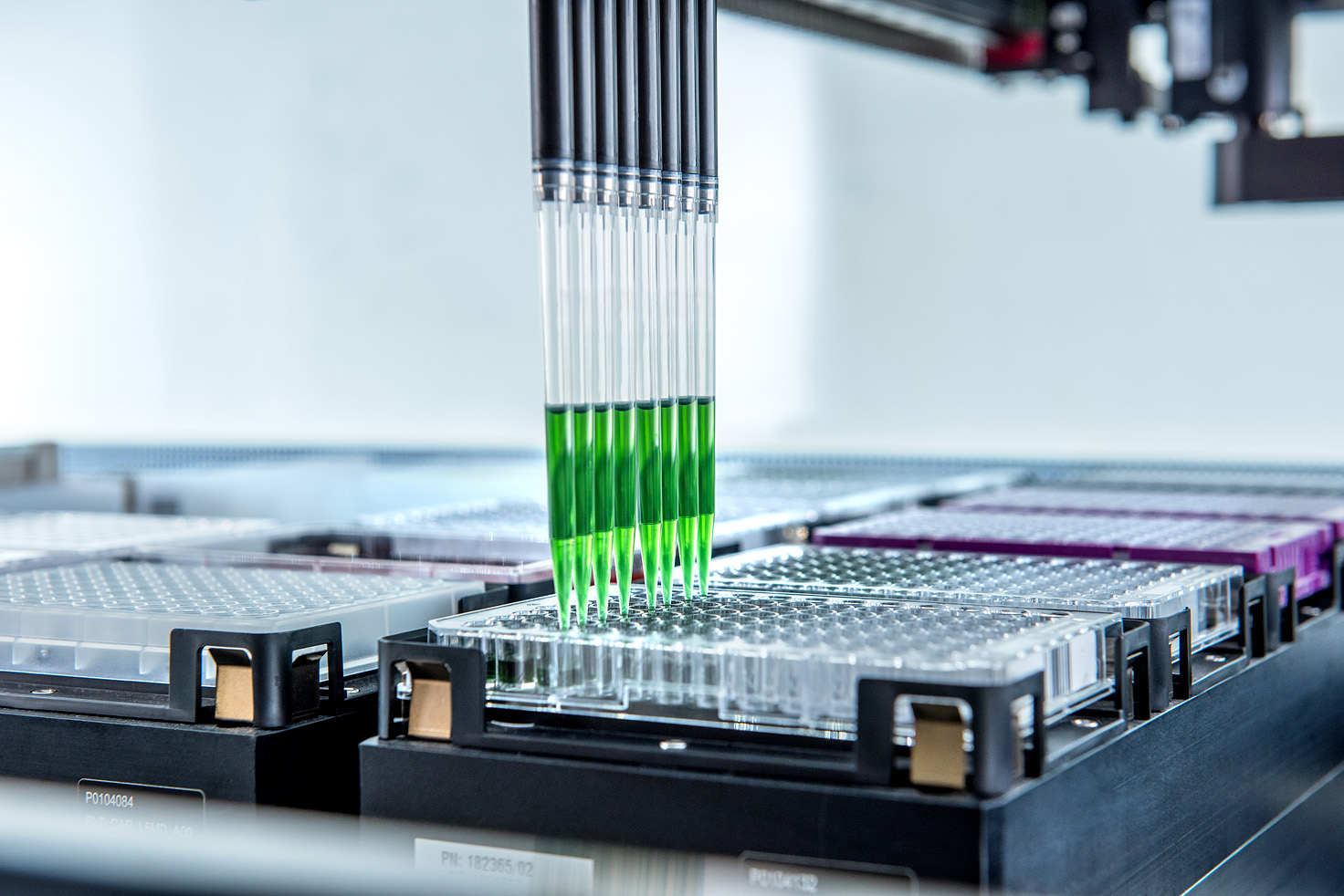 The top performance for laboratory automation