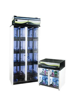 Safe chemical storage where you need it