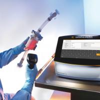 New filter integrity tester