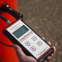 Non-invasive monitoring of ammonia