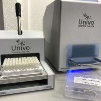 Secure preservation of gynaecological cell samples