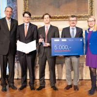 Phage therapy company wins award
