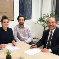 Agreement for the development of innovative bioproduction procedure
