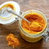 High-potency turmeric extract