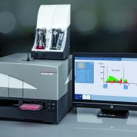 Updated microplate reader