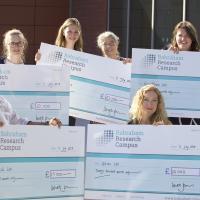 Science start-ups win funding