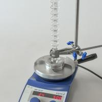 Optimised condenser for small scale reactions