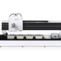 New cell culture microbioreactor system