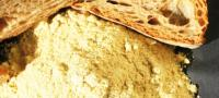 Natural flour is rich in omega-3